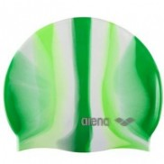 Arena Swimming Cap Green