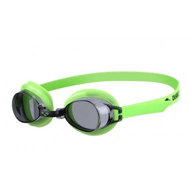 BUBBLE 3 JR Arena Swimming Glasses Green