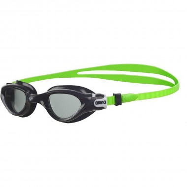 CRUISER SOFT GOOGLE Swimming Glasses Green