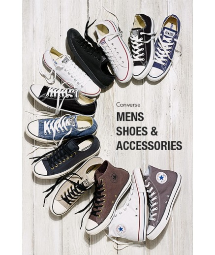 Converse Men Shoes and Accessories