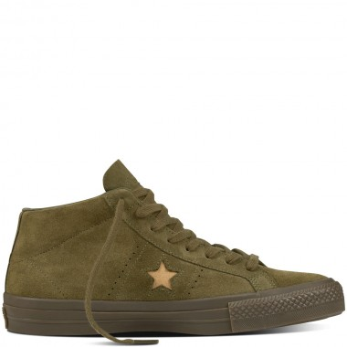 One Star Pro CF Suede Medium Olive