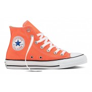 CONVERSE CHUCK TAYLOR ALL STAR  HI TOP HYPER ORANGE