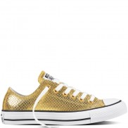 Chuck Taylor All Star Metallic Scaled Leather Glow