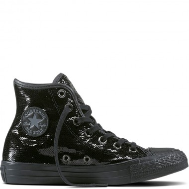 Chuck Taylor All Star Sequins Црна
