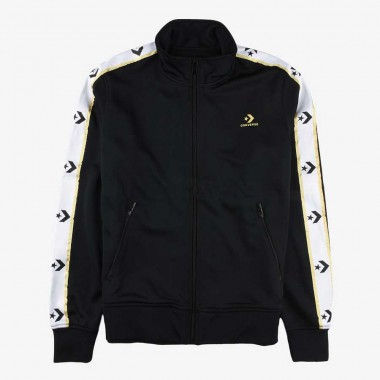 Converse Star Chevron Track Jacket Black