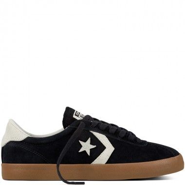 BREAKPOINT SUEDE OX Black