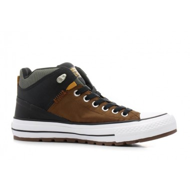 CHUCK TAYLOR ALL STAR STREET BOOT Brown/Black
