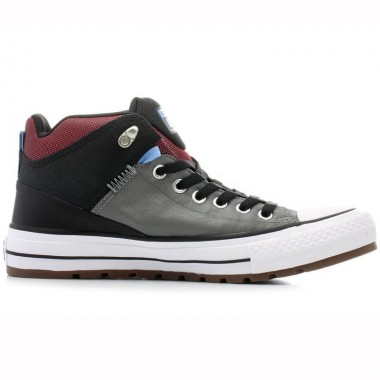 CHUCK TAYLOR ALL STAR STREET BOOT Grey/Black