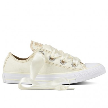 CHUCK TAYLOR ALL STAR BIG EYELETS PASTEL LOW Egret