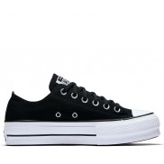 CHUCK TAYLOR ALL STAR LIFT LOW TOP Black
