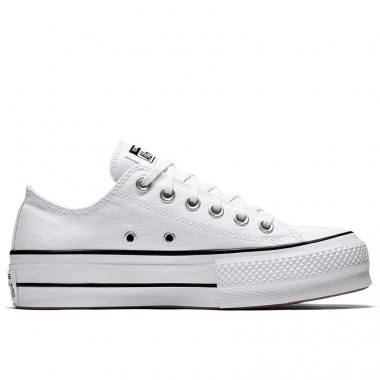 CHUCK TAYLOR ALL STAR LIFT LOW TOP White