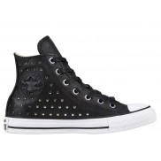 Chuck Taylor All Star Leather Stud Hi