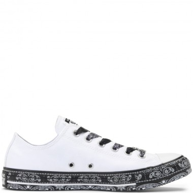 Converse x Miley Cyrus Chuck Taylor All Star White/Black