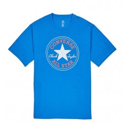 Converse Chuck Patch Tee Totally Blue