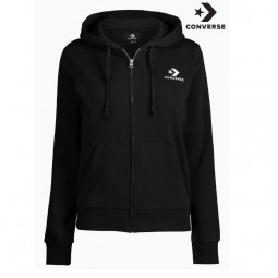 Star Chevron Full Zip Embroidered Logo Дуксер