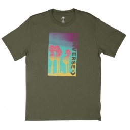 Converse Palm Tree Photo Tee FIELD SURPLUS