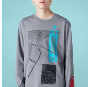 ERX Court Long Sleeve  / Mason