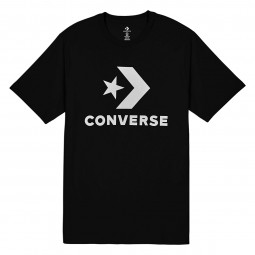 Converse Star Chevron T-Shirt Black