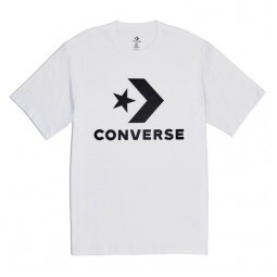 Converse Star Chevron T-Shirt White