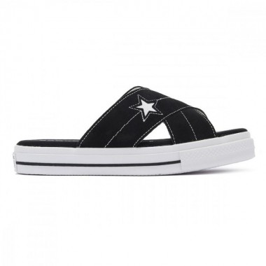 One Star Sandal BLACK