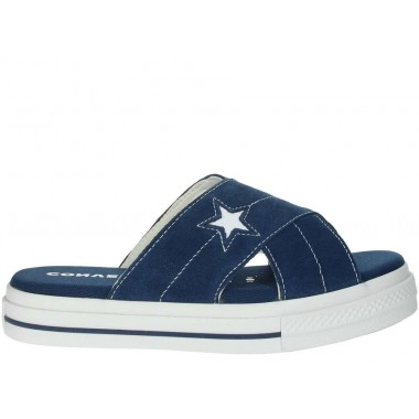 One Star Sandal SLATE BLUE