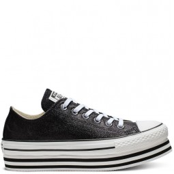Chuck Taylor All Star Platform EVA BLACK