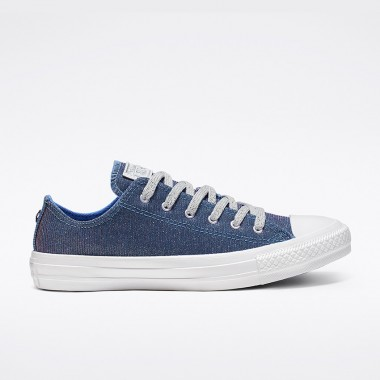 CHUCK TAYLOR ALL STAR STARWARE LOW TOP Ozone Blue/Light Skye Blue/Pure Platinum