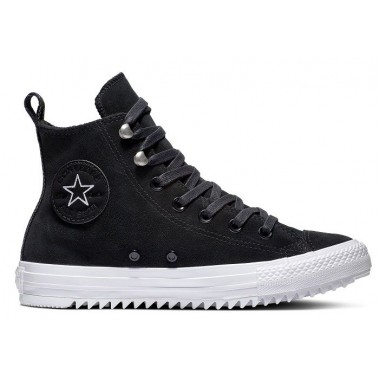 Converse Women's All Star Hiker Boot in Black