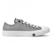 Chuck Taylor All Star Mission-V Low Top Leather Black/White