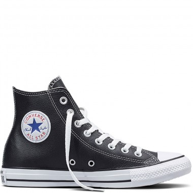Chuck Taylor All Star Leather Black