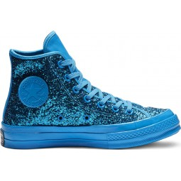 CHUCK 70 AFTER PARTY GLITTER HIGH TOP Blue