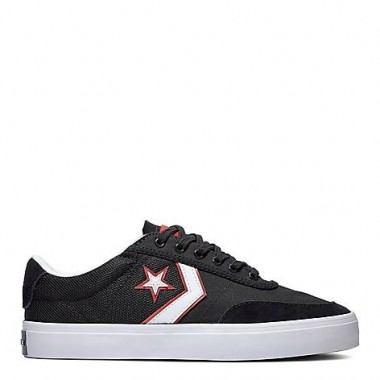 CONVERSE COURTLANDT DOUBLE DOUBLE Black
