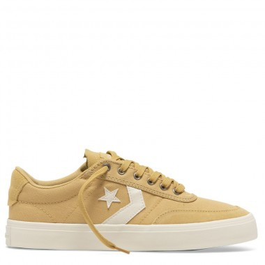 CONVERSE COURTLANDT Gold White