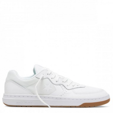 CONVERSE RIVAL LEATHER – OX White