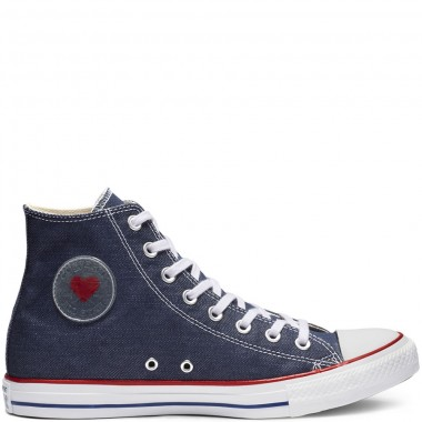 Chuck Taylor All Star Sucker Love Denim High Top Indigo