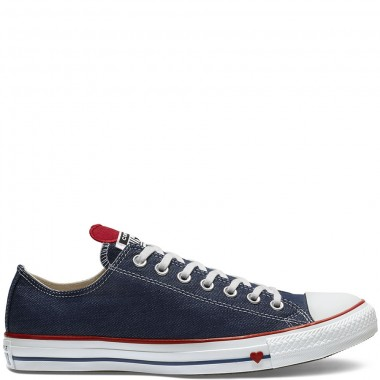 Chuck Taylor All Star Denim Love Low Top Indigo