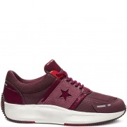 Run Star The Rundown Low Top Dark Burgundy
