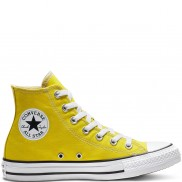 Chuck Taylor All Star Classic High Top Bold Citron