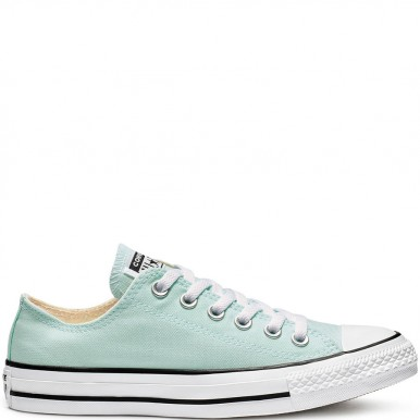 Chuck Taylor All Star Seasonal Color Low Top Teal Tint