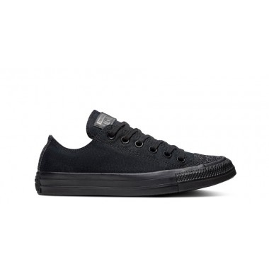 Chuck Taylor Canvas Low-Top Black Foam