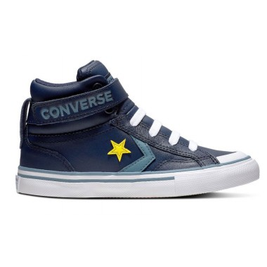 Converse All Stars Pro Blaze Strap Junior Dark Navy