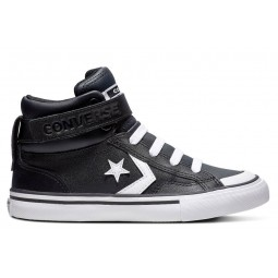 Converse All Stars Pro Blaze Strap Junior Black