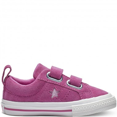 Kids One Star 2V Shining Star Active Fuchsia