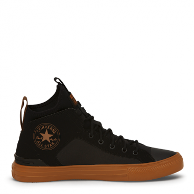 Chuck Taylor All Star Ultra Space Utility High Top Black