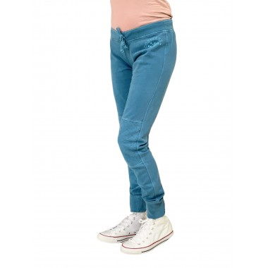 Core Plus Quilted Converse Essential Pants Blue