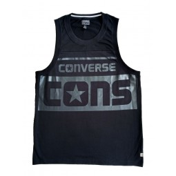 Converse CONS Muscle Tee Black
