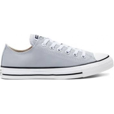 Converse Unisex Seasonal Color Chuck Taylor All Star Low Top Grey