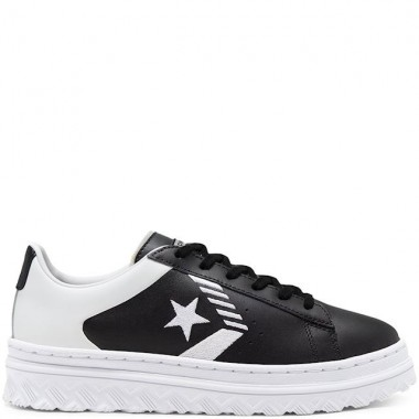Rivals Pro Leather X2 Low Black/White