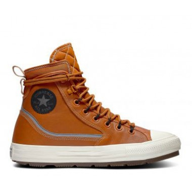 Utility All Terrain Chuck Taylor All Star  Leather Amber Sepia