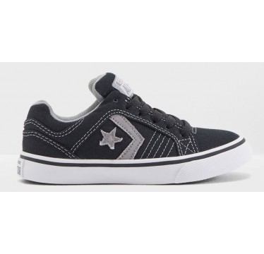 Converse GATES OX Black/Smoke